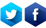 Twitter ve Facebook'tan şok operasyon!
