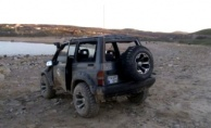 SARIYER'DE OFF-ROAD TUTKUSU KÖTÜ BİTTİ