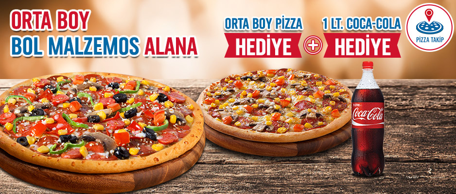 DOMINO'S PIZZA'DAN HARIKA FIRSAT!